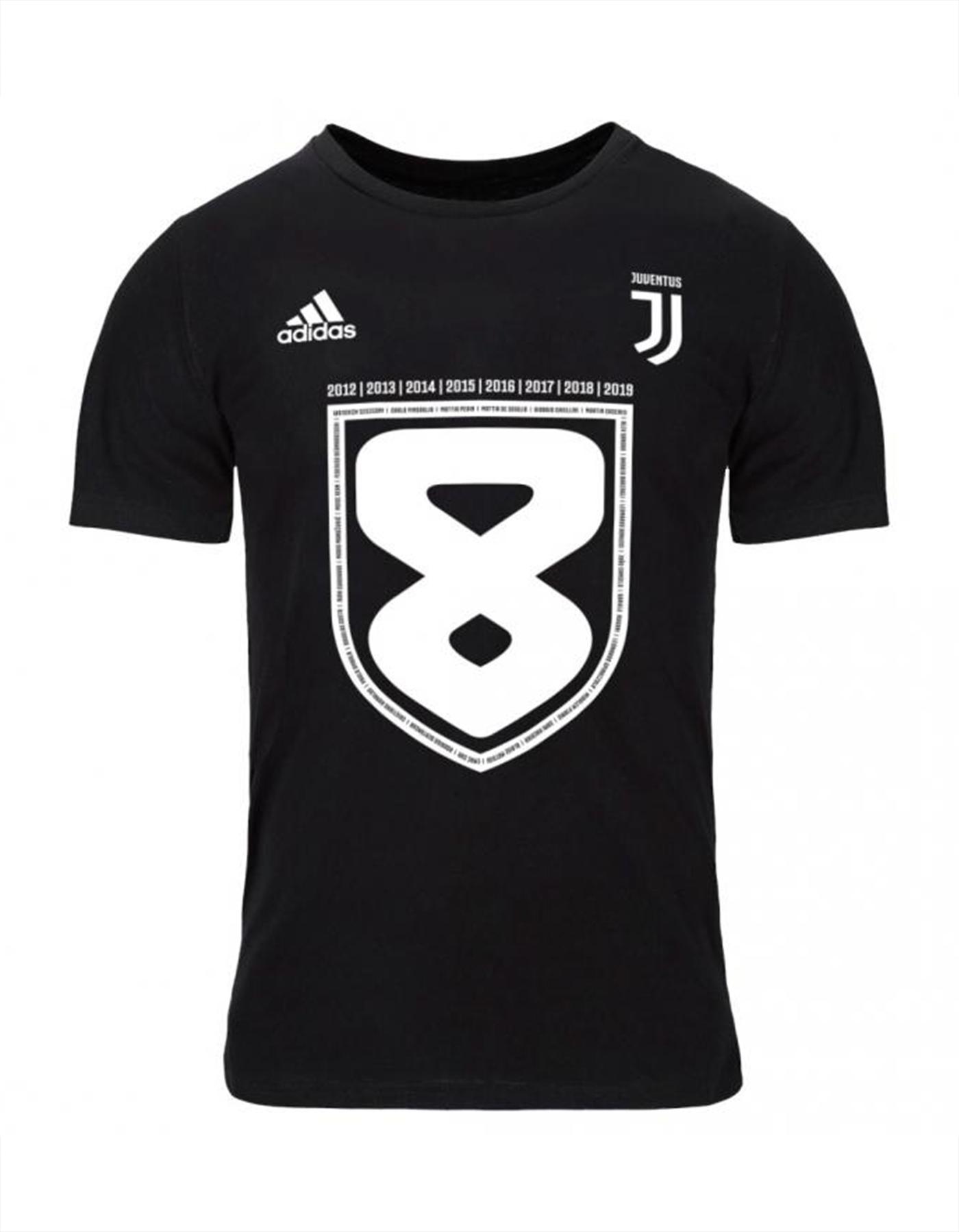 offizielles Produkt Juventus Umh/ängetasche Black /& White